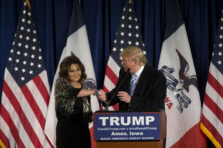 So, Uh, Here's The Full Text Of Sarah Palin's Bizarre Trump Speech.  Okay, this is super old, but Sarah Palin is hilarious.  I don't even know why SNL bothers making fun of her.