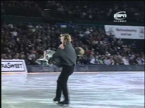 Jayne Torvill and Christopher Dean - Bridge over Troubled Water
