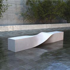 S Bench | LAB23 - Street Furniture.