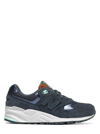 Sneakersy w kolorze granatowym - New Balance - obuwie damskie i męskie - Limango