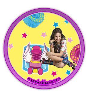 ¡Más imprimibles para tu colección!. En esta publicación compartimos unas hermosas imágenes de Soy Luna, fácilmente adaptables para aplicar como stickers, toppers, etiquetas personalizadas, decorac…