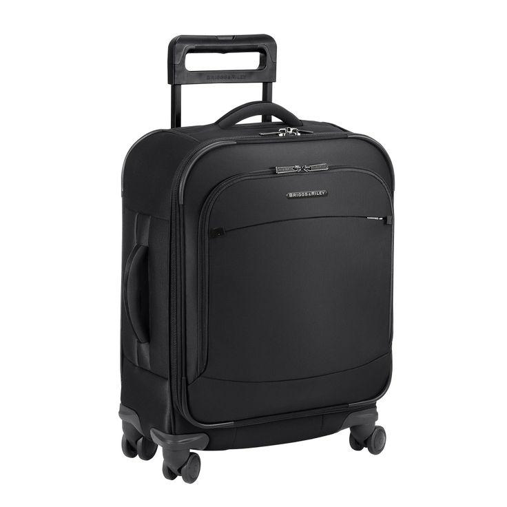 "Briggs & Riley Transcend 20"" International Carry-on Wide-Body Spinner TU221SPW-12 - Luggage Pros"