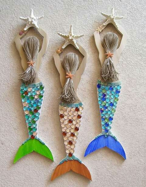 Idea for Christmas tree ornaments.