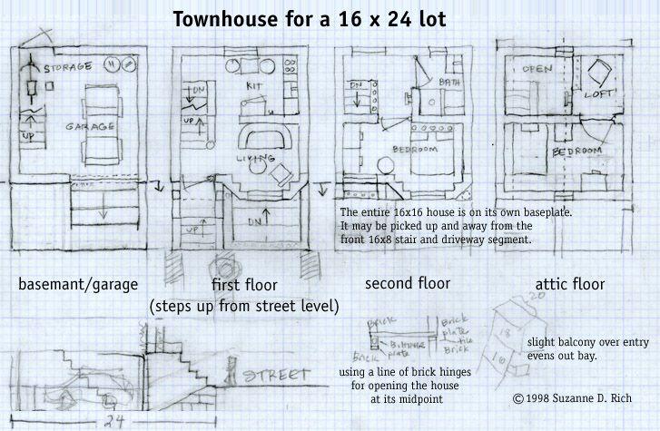 16x24 House Joy Studio Design Gallery Best Design