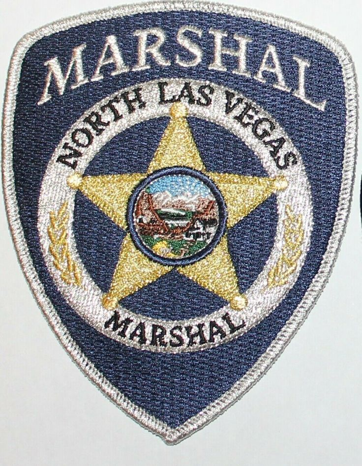 US State of Nevada, City of North Las Vegas Marshal Office