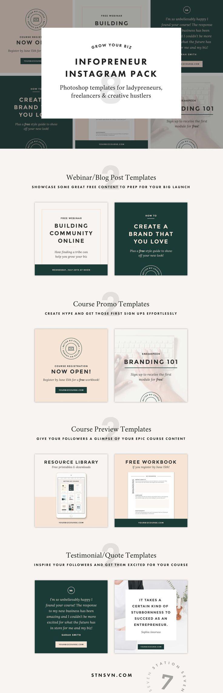 Infopreneur Pack - Station Seven WordPress Themes