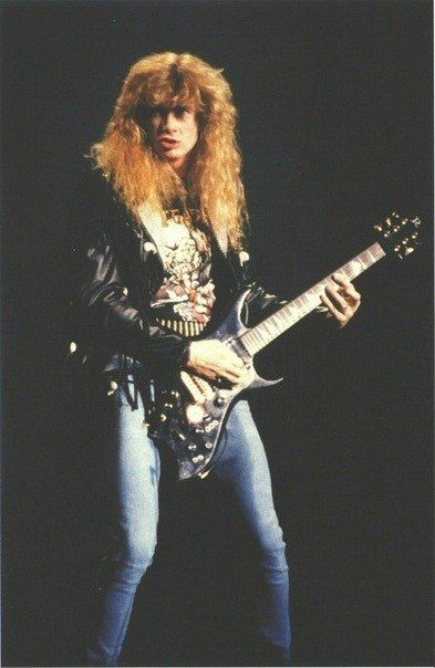 Dave Mustaine.......................