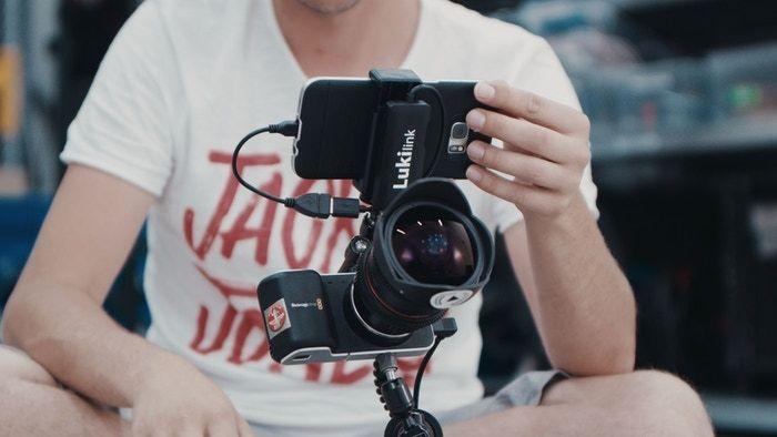 LukiLink: Convierte tu teléfono en una pantalla para tu videocámara (HDMI a USB) - https://www.vexsoluciones.com/noticias/lukilink-convierte-tu-telefono-en-una-pantalla-para-tu-videocamara-hdmi-a-usb/