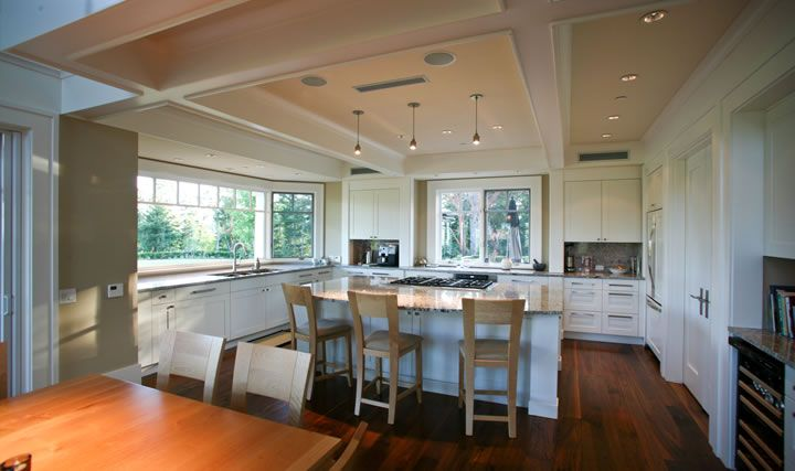 surprising kitchen lots windows   spacious kitchen with lots of windows   Kitchens   Home ...