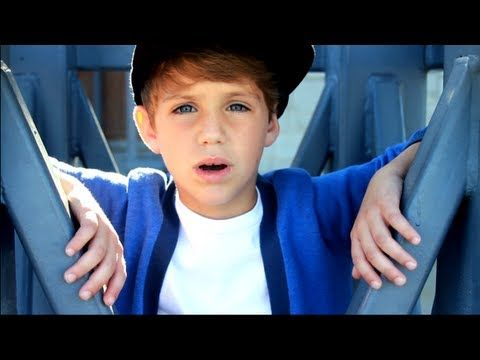 Justin Bieber - Boyfriend Cover by Matty B... He's so good and good looking and he's 8!!!!!!!!!!!!