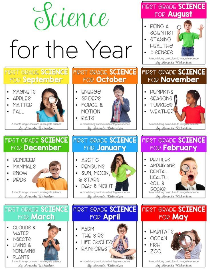 Do you struggle to squeeze science into your day? These engaging units are great as they integrate science into reading and writing for your little learners!