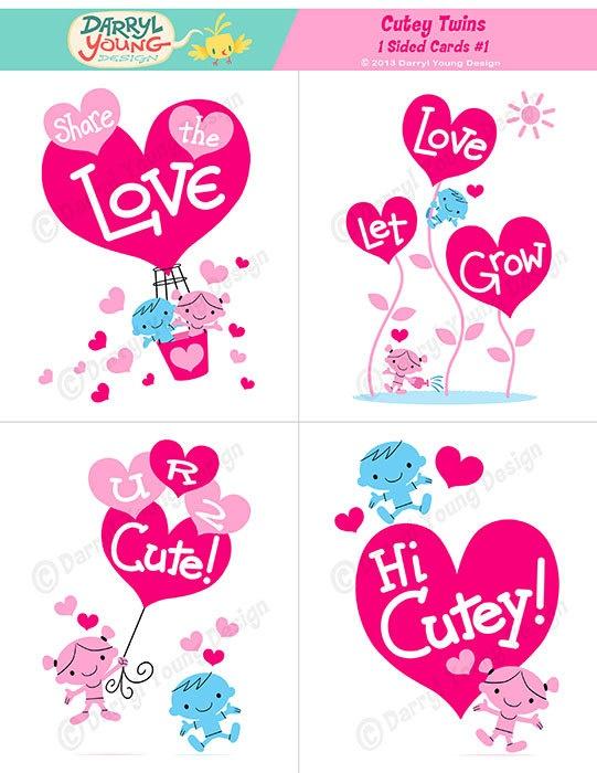 diy valentine's cards pinterest