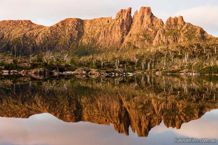 The Labyrinth Tasmania: Mt Geryon and Lake Elysia