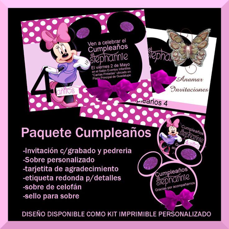 Diseño para Cumpleaños Disponible como Kit Imprimible o Impreso