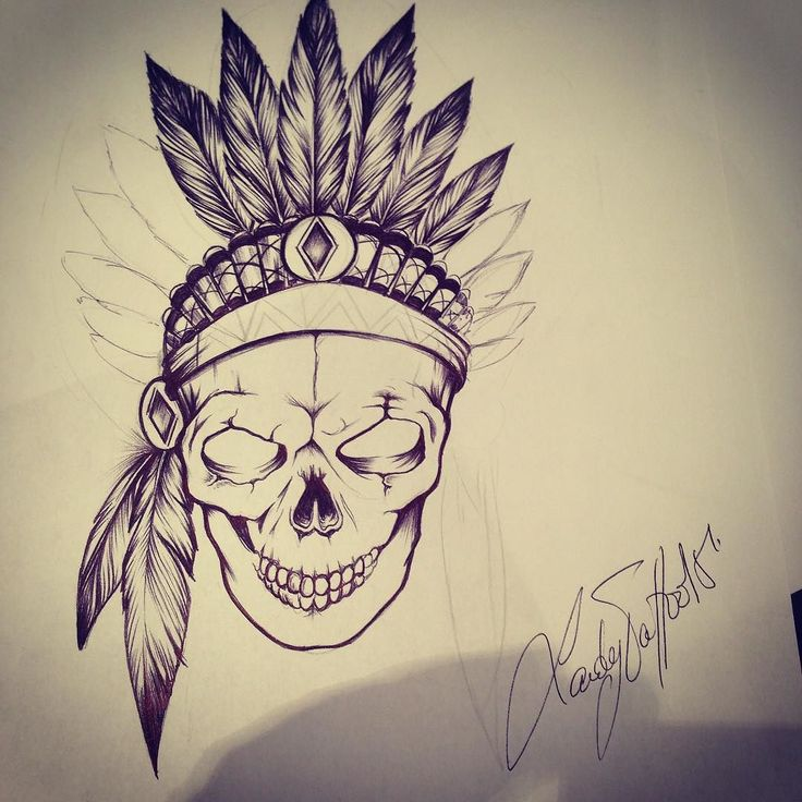 Great White Buffalo Native American Headdress Tattoo: 1000+ Ideas About Indian Drawing On Pinterest