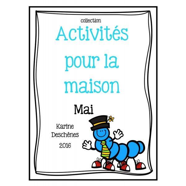 Activités de consolidation-MAI