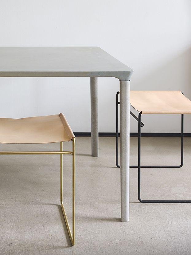 nina mair concrete table.