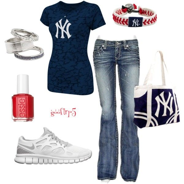 2257 Best Yank Tanks Images On Pinterest: 17 Best Images About NEW YORK YANKEE'S OUTFITS! On