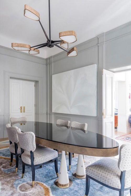 Regency Interior Design Model Endearing Design Decoration