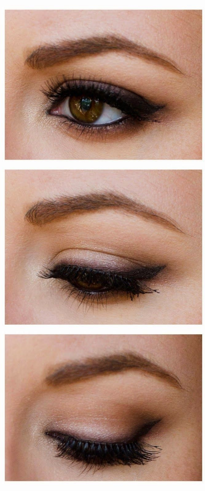 Smokey Eye Makeup: Best 25+ Smokey Eyeliner Ideas On Pinterest