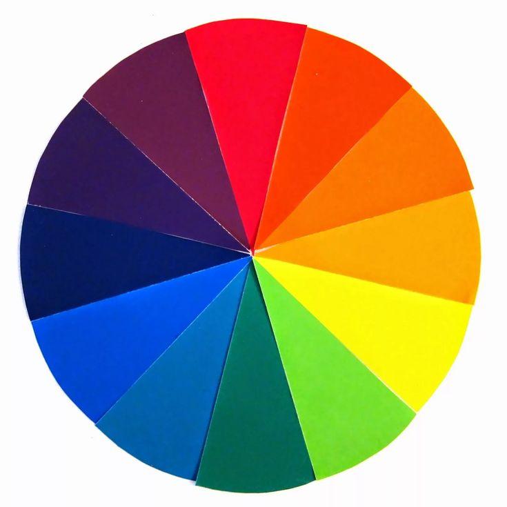 теплолюбивая картинки спектра красок результат достигается помощью