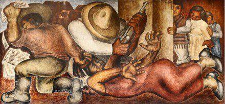 """La Conquista Española pretendió imponer su cultura a América, implantando su religión y costumbres, buscando no dejar rastro alguno de los ritos y forma devida de los pueblos originarios:los aztecas, los mayas, los mixtecas,los totonacas,loszapotecas, etc… Sin embargo, como afirma Octavio Paz en El Laberinto de la Soledad:""""Cualquiercontacto con el pueblo mexicano, así sea fugaz, …"""