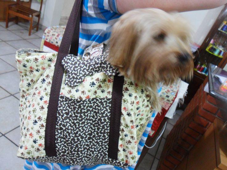 Bolsa P Levar Cachorro : Bolsa para carregar o cachorro minhas bolsas curso