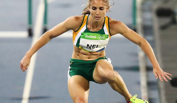 Wenda Nel and the Hurdles of Becoming an Olympian #olympics #trackandfield