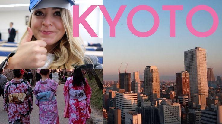 Popular Right Now  United Kingdom l Visiting KYOTO & Ultimate Gadgets! April 3rd | Fleur De Vlog