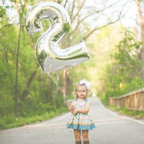 Hey, it's your B-DAY! Super leuke ballonnen op Kindermusthaves Tot en met 6 jaar! #verjaardagsfeest#ballonnen#versiering#birthdayparty#feest