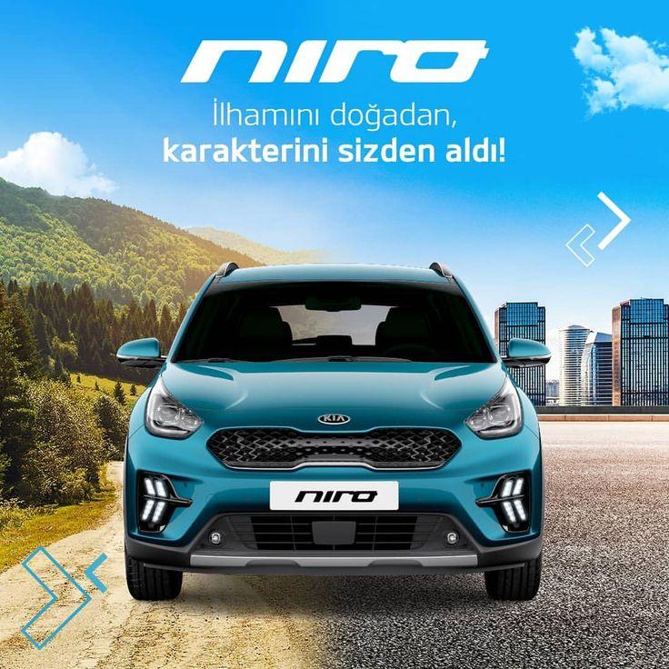 Düşük yakıt tüketimi ve etkileyici tasarımıyla yeni Niro