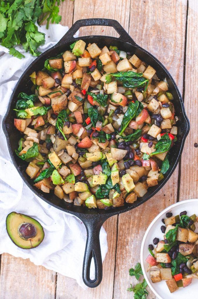 Easy Potato Skillet Breakfast