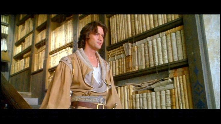 Doug Ray Scott_Ever After | Prince Henry (Dougray Scott ... Dougray Scott Ever After Pants