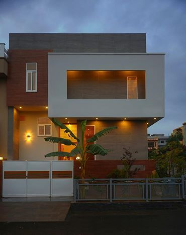 5 Marla House Modern Architecture Anvil Architects