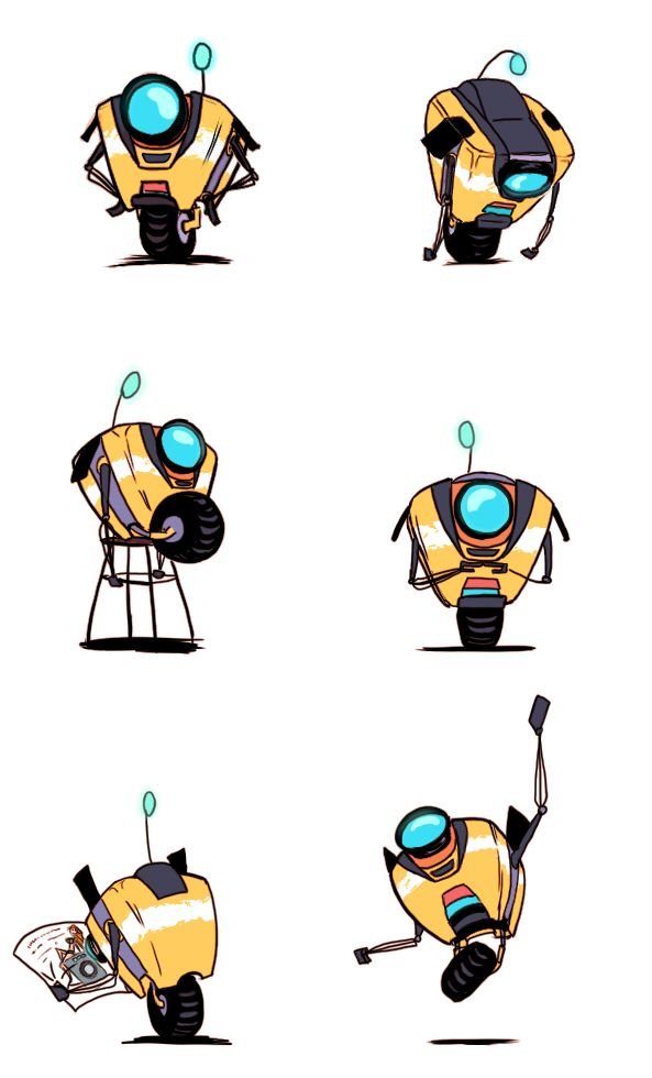 vaulthunternetwork: He's such a lovely robot by Idonthaveanynickname