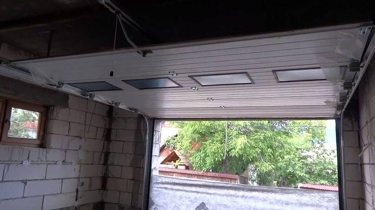 BFT Garaj Kapısı Montaj Aşaması (Ankara 0312 496 34 15)