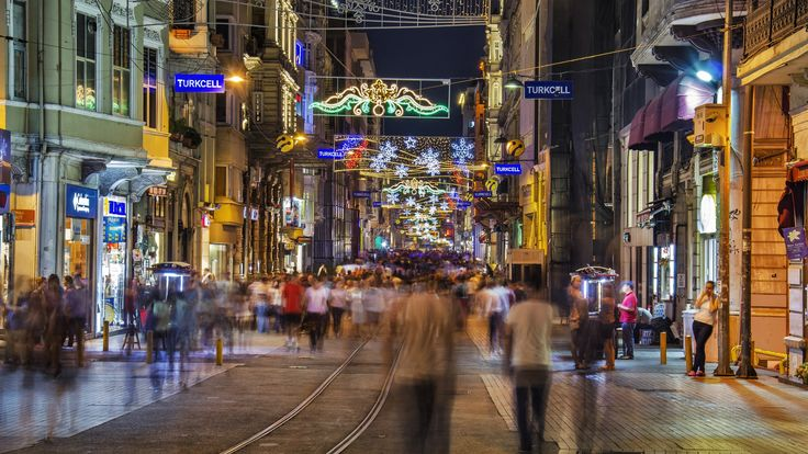 Istiklal Street - Bosphorus by Oğuzhan Şahinoğlu on 500px