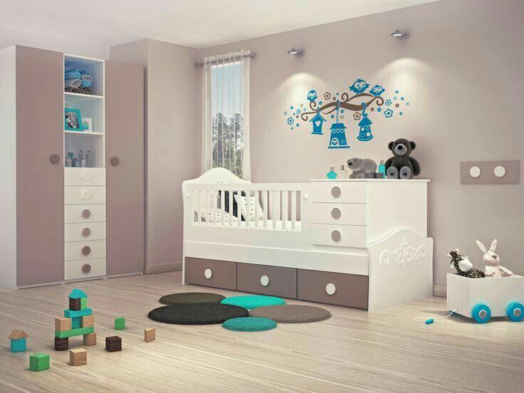 M s de 25 ideas incre bles sobre habitaci n para beb - Medidor de habitaciones ...