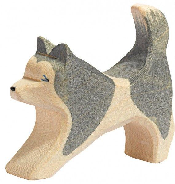 Schlittenhund laufend Ostheimer 29008