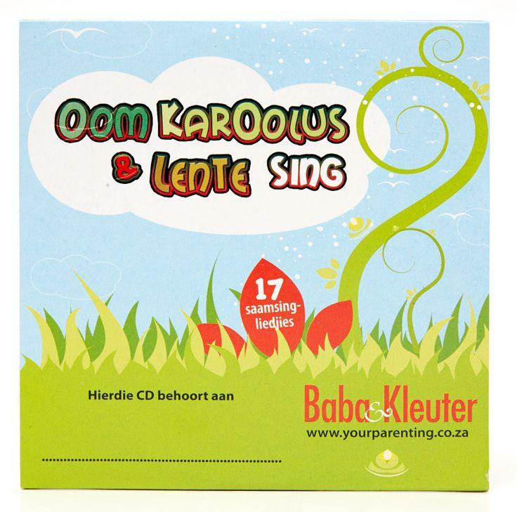 Oom Karoolus & Lente sing: 17 saamsingliedjies @ R25