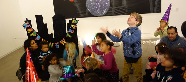 New Year's Eve Celebration - Children's Museum of the Arts New York
