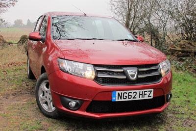 Dacia Sandero Review (2013)
