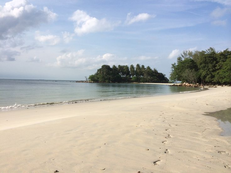 Lagoi Beach, Bintan Island Indonesia