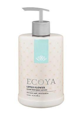 Ecoya Lotus Flower Hand & Body Lotion