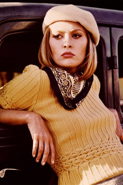 26 last minute Halloween costume ideas you can shop from your closet based on your favorite TV and movie characters: Bonnie & Clyde