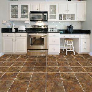 Good Allure Gripstrip Resilient Tile Flooring