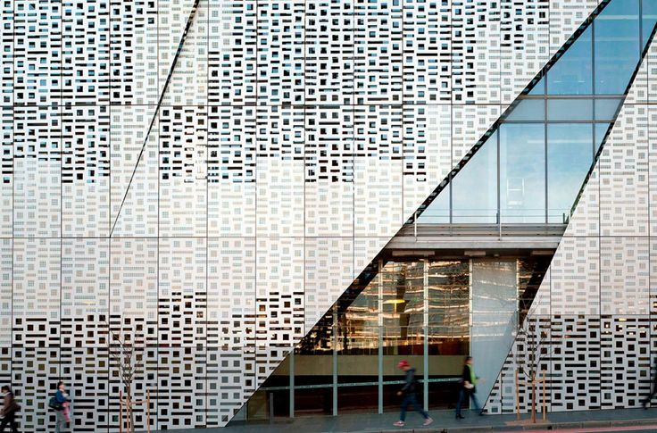 Architectural Lace