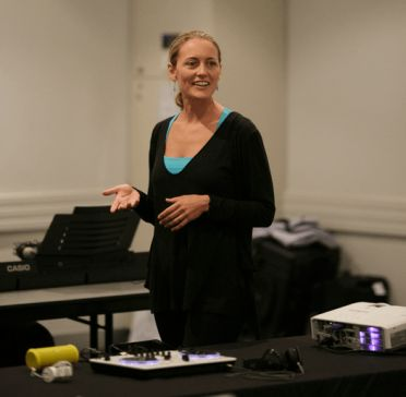 Kate Hargreaves, Director MusicEDU -- Discover our exciting programs: MusicEDU programs, Keyboard Evolution, Studio Sessions and TrackFormers