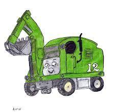 alfie the excavator - Google Search