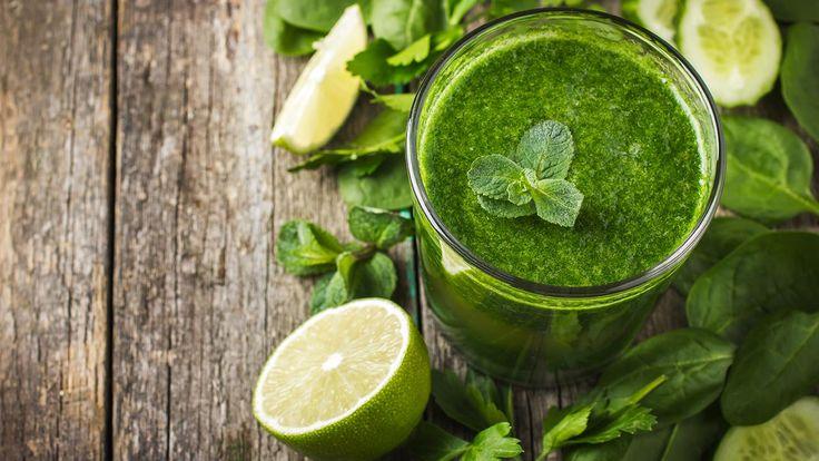 Ako si urobiť zelené smoothie, tak aby bolo zdravé a chutné: recept via @akademiakrasy